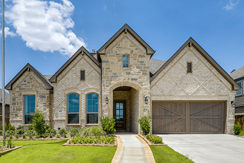 New Homes in The Grove Phases 3 & 4 in Midlothian, TX