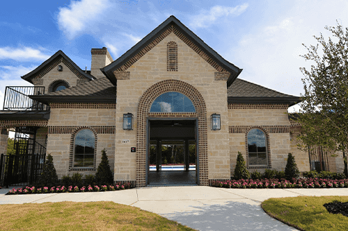New Homes in Wickliffe Manor in Midlothian, TX