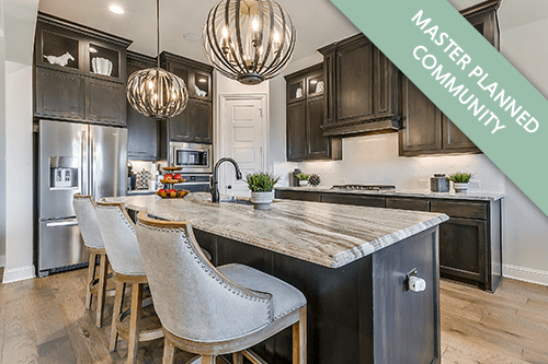 New Homes in Somerset Phase 2 in Mansfield, TX