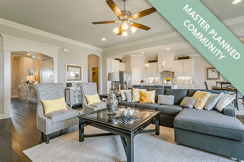 New Homes in The Enclave in Waxahachie, TX