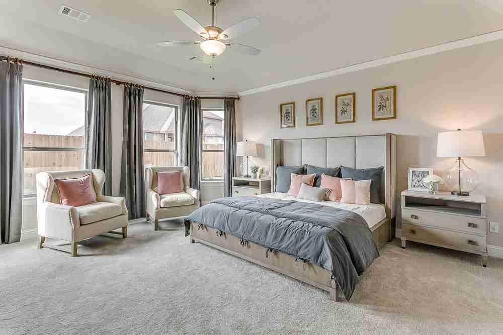 New John Houston Home in Pinnacle Estates in Burleson, TX