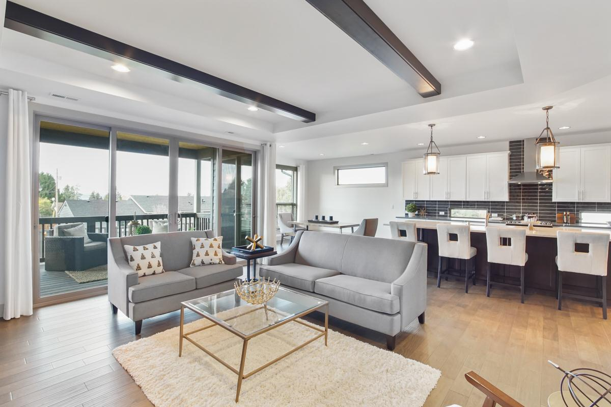 Living Area featured in the 2675-C By JK Monarch Fine Homes in Tacoma, WA