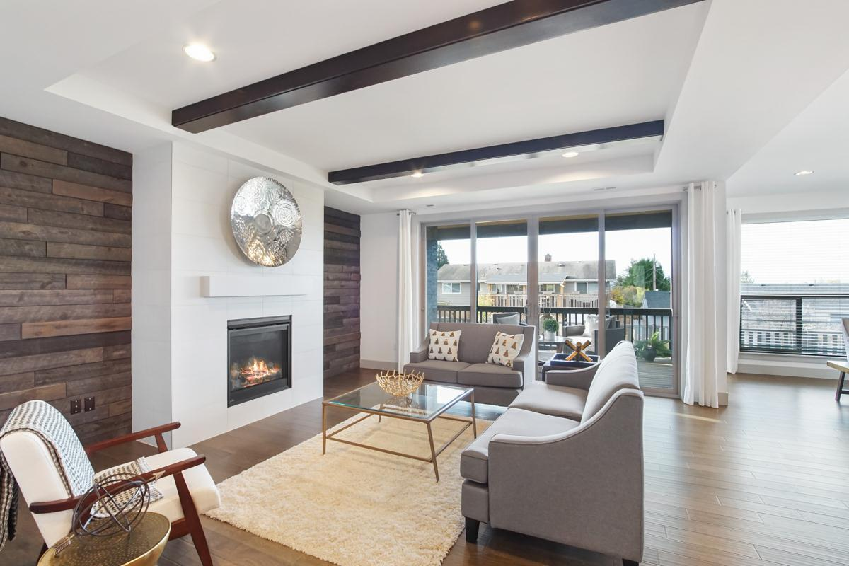 Living Area featured in the 2819-A By JK Monarch Fine Homes in Tacoma, WA