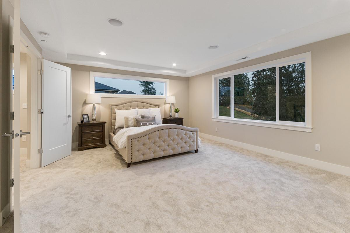 Bedroom featured in the 2819-A By JK Monarch Fine Homes in Tacoma, WA