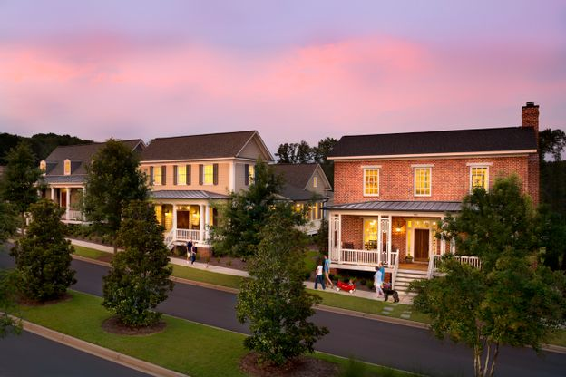 Patrick Square In Clemson Sc New Homes Floor Plans By Jmc Homes