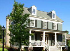 Aiken - Village Homes - Patrick Square: Clemson, South Carolina - JMC Homes of SC