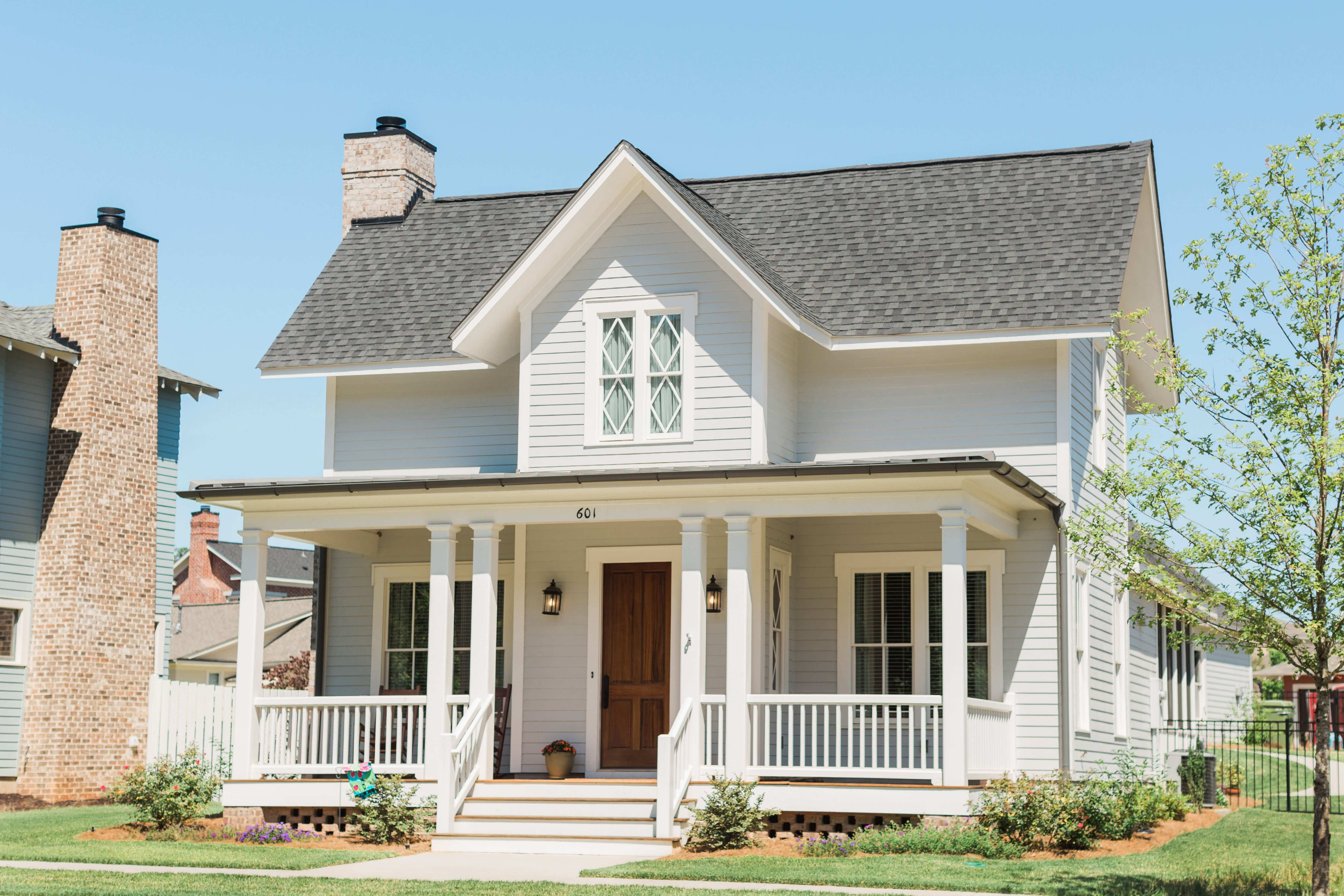 Exterior featured in the Marion - Cottage Homes By JMC Homes of SC in Greenville-Spartanburg, SC
