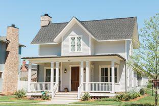 Marion - Cottage Homes - Patrick Square: Clemson, South Carolina - JMC Homes of SC