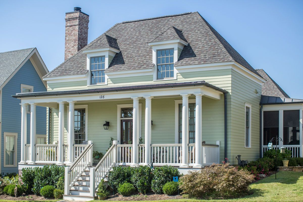 Exterior featured in the Beaufort I - Village Builders By JMC Homes of SC