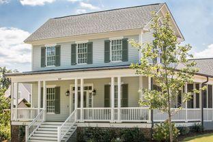 Beaufort II - Village Homes - Patrick Square: Clemson, South Carolina - JMC Homes of SC