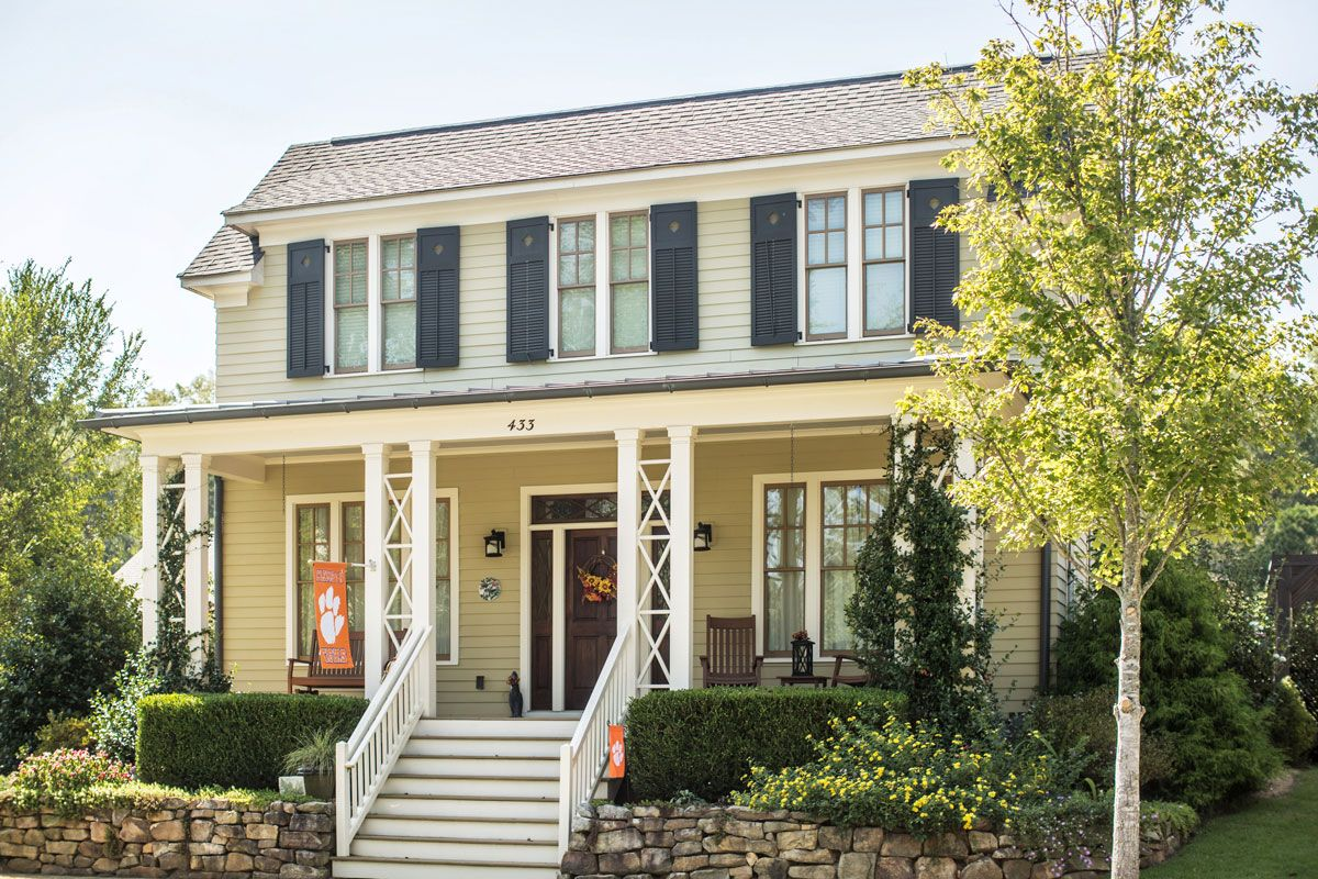 Exterior featured in the Beaufort II - Village Homes By JMC Homes of SC