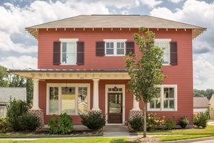 Camden - Cottage Homes - Patrick Square: Clemson, South Carolina - JMC Homes of SC