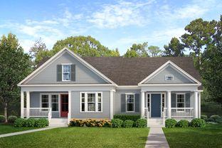 Jessamine - Paired Villa - Patrick Square: Clemson, South Carolina - JMC Homes of SC