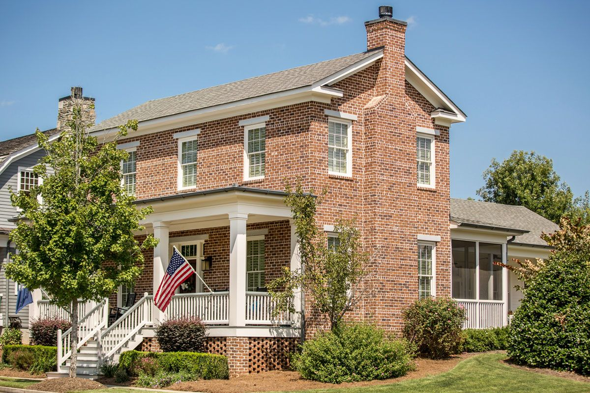 Exterior featured in the Pendleton - Village Homes By JMC Homes of SC in Greenville-Spartanburg, SC