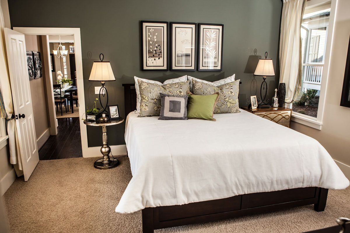Bedroom featured in the Pendleton - Village Homes By JMC Homes of SC in Greenville-Spartanburg, SC