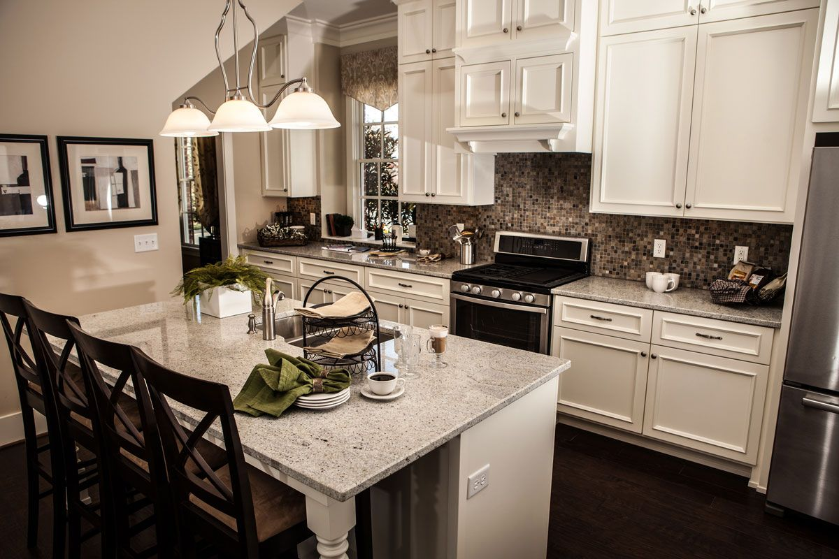 Kitchen featured in the Pendleton - Village Homes By JMC Homes of SC in Greenville-Spartanburg, SC