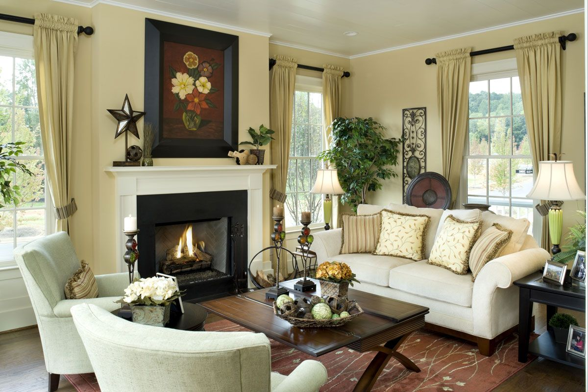 Living Area featured in the Pendleton - Village Homes By JMC Homes of SC
