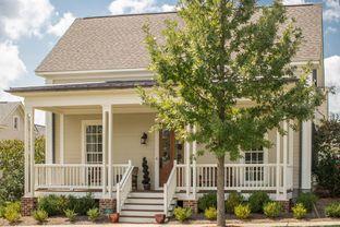 Savannah I - Village Home - Patrick Square: Clemson, South Carolina - JMC Homes of SC