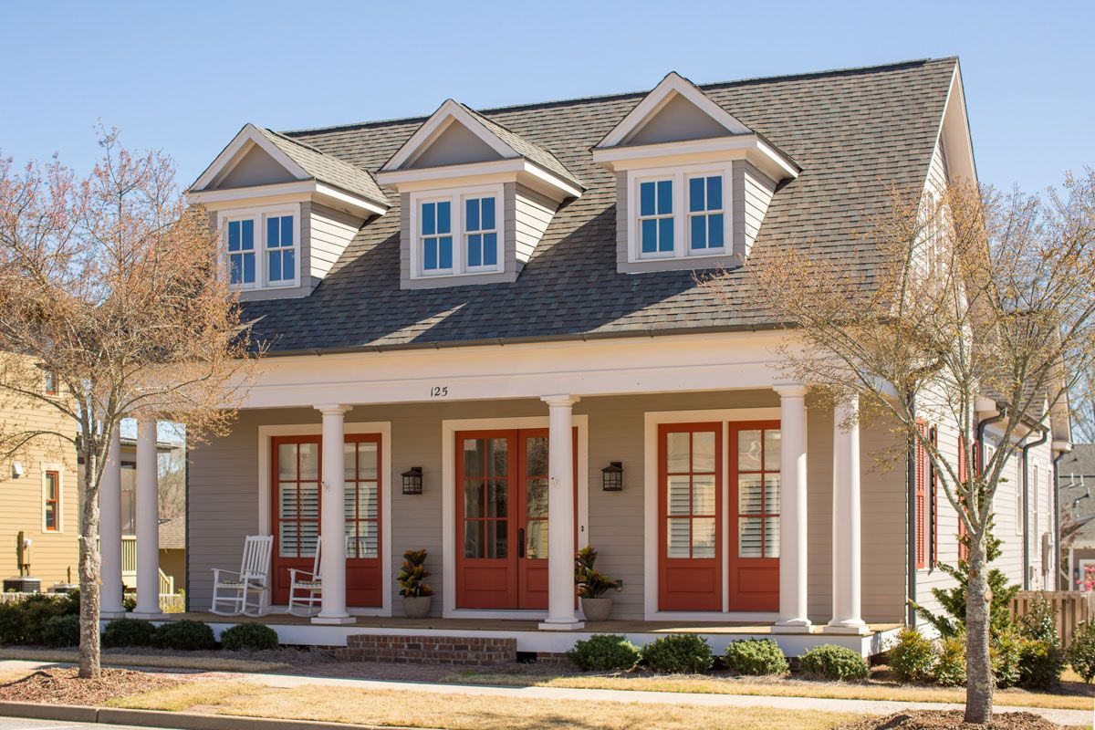 Exterior featured in the Savannah I - Village Home By JMC Homes of SC in Greenville-Spartanburg, SC