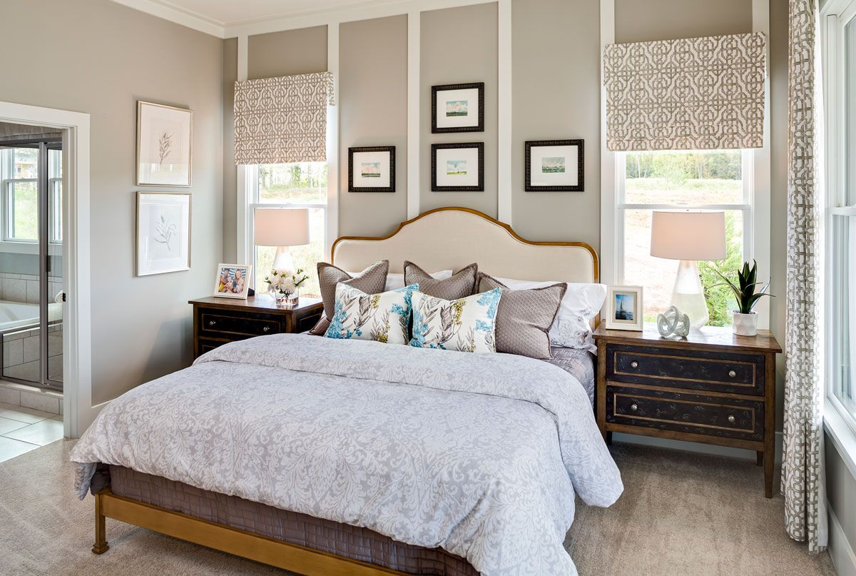 Bedroom featured in the Savannah I - Village Home By JMC Homes of SC in Greenville-Spartanburg, SC