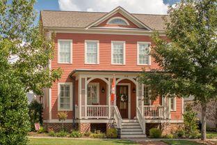 Savannah II - Village Homes - Patrick Square: Clemson, South Carolina - JMC Homes of SC
