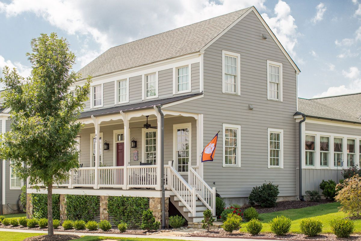 Exterior featured in the Savannah II - Village Homes By JMC Homes of SC