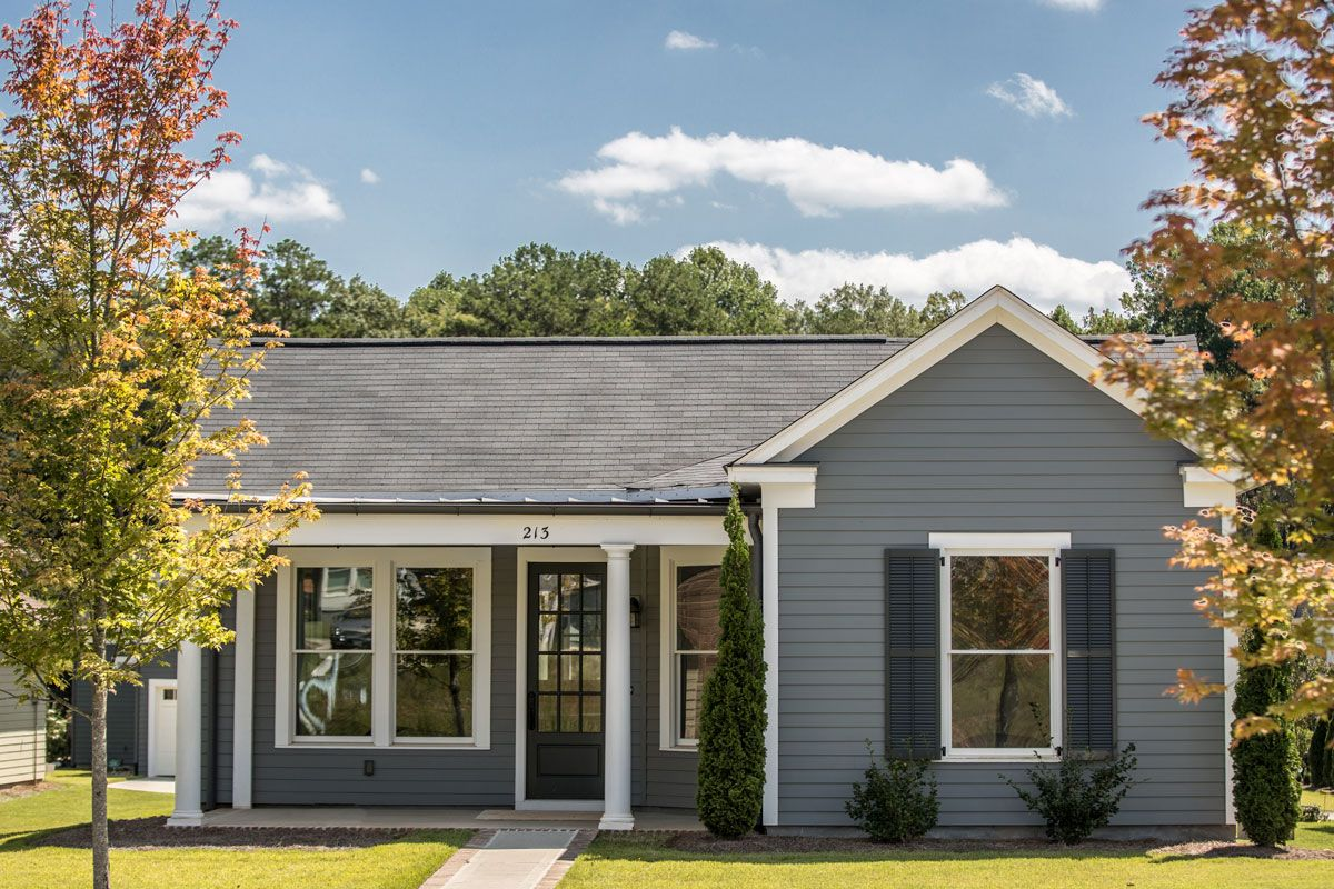 Exterior featured in the Summerville - Cottage Homes By JMC Homes of SC