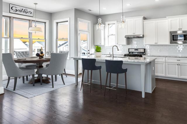 Kitchen featured in the Aiken - Village Homes By JMC Homes of SC in Greenville-Spartanburg, SC