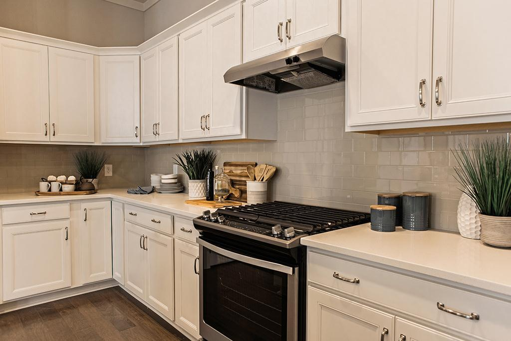 Kitchen featured in the Palmetto - Paired Villa By JMC Homes of SC in Greenville-Spartanburg, SC