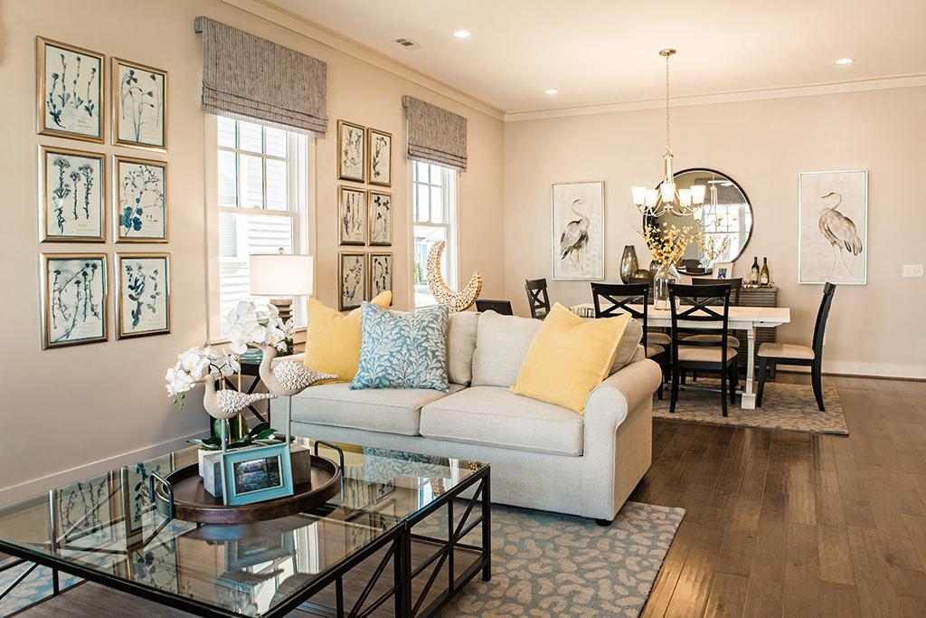 Living Area featured in the Palmetto - Paired Villa By JMC Homes of SC
