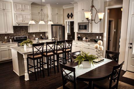 Kitchen-in-Pendleton - Village Homes-at-Patrick Square-in-Clemson
