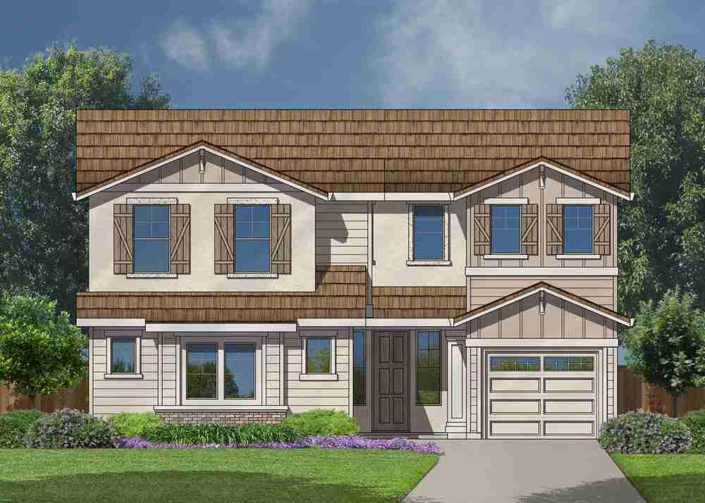 Residence 1 B Craftsman