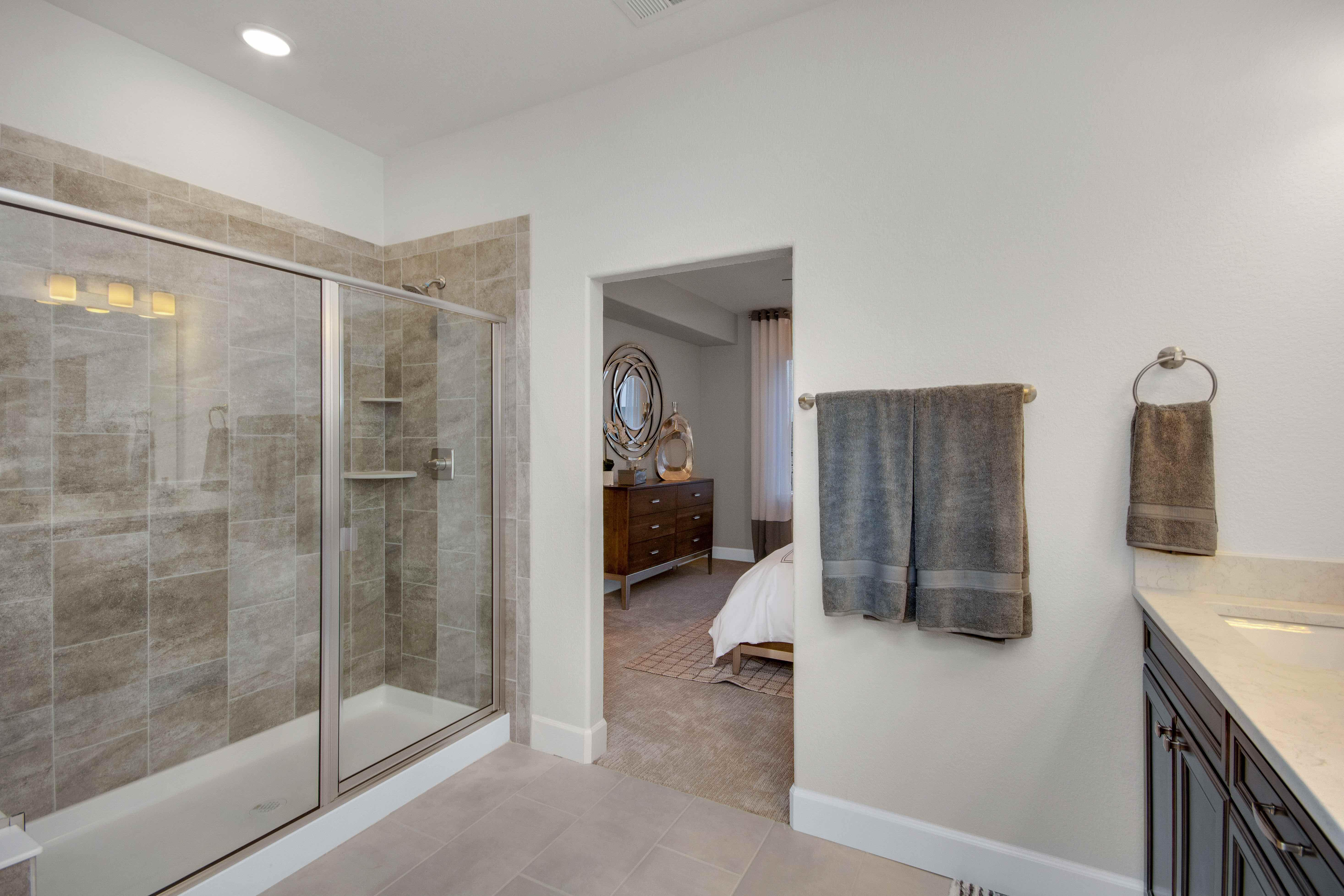 Bathroom featured in The Savannah By JM Weston Homes in Colorado Springs, CO