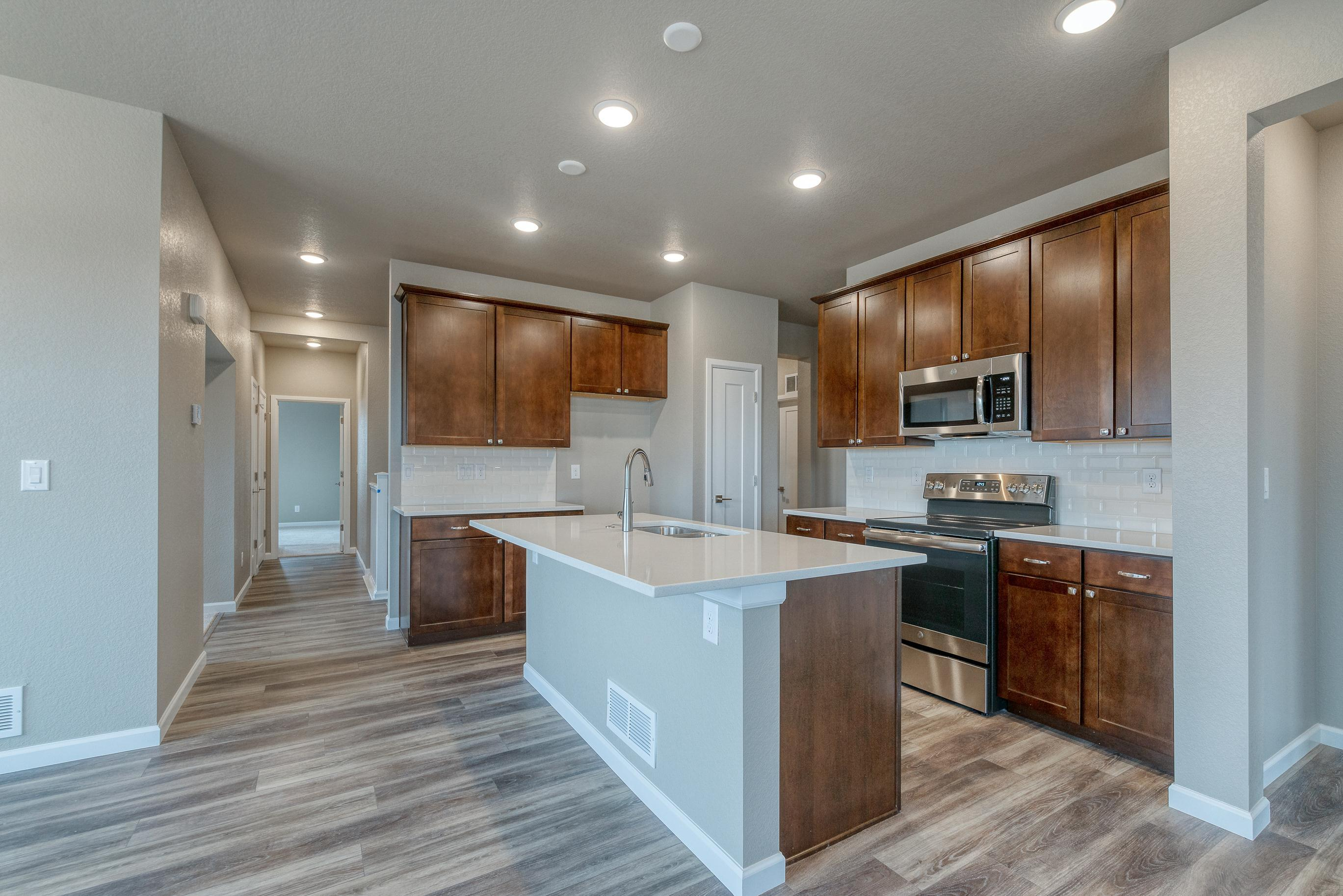 Kitchen featured in The Dupont By JM Weston Homes in Denver, CO