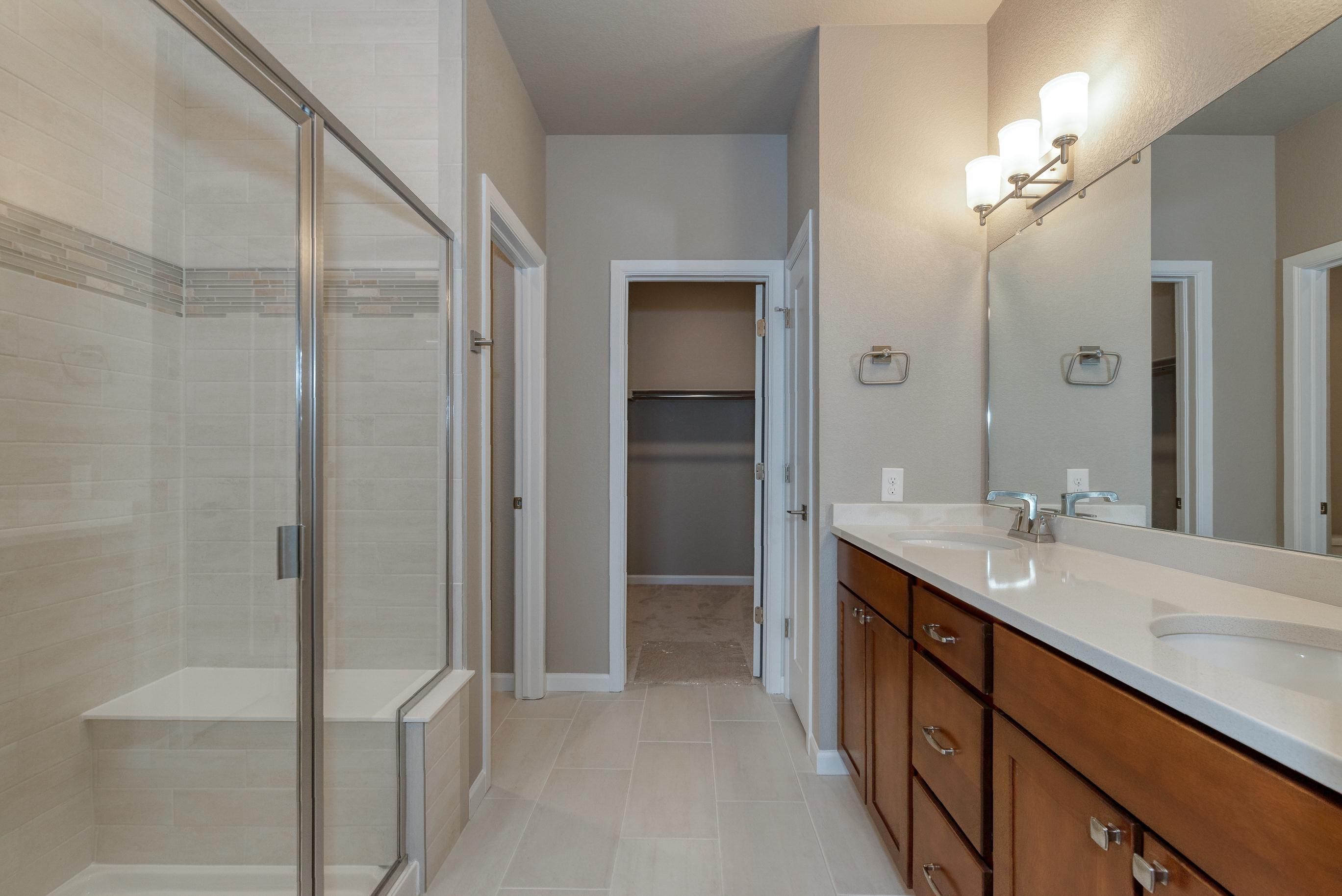 Bathroom featured in The Dupont By JM Weston Homes in Denver, CO
