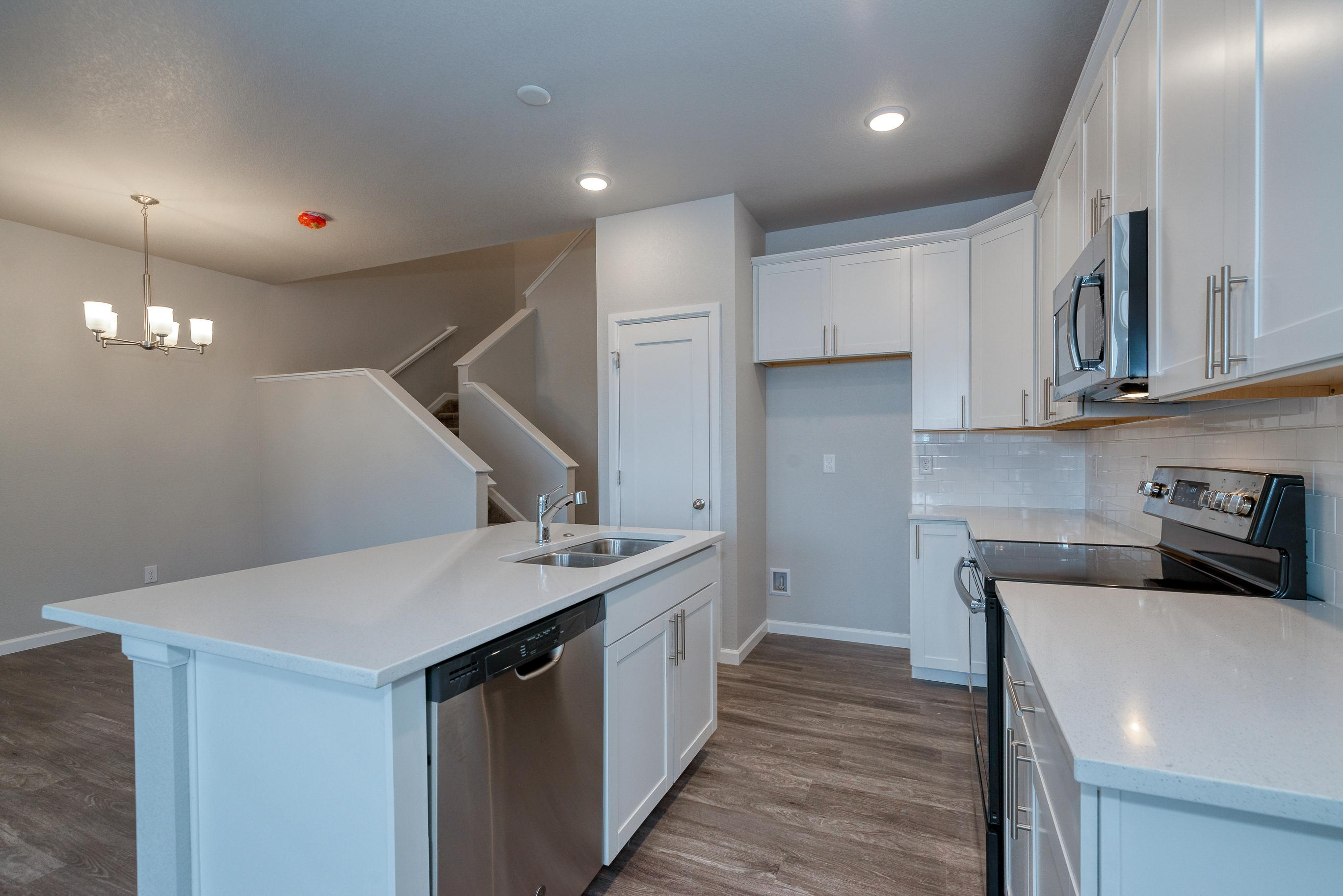 Kitchen featured in The Irondale By JM Weston Homes in Denver, CO