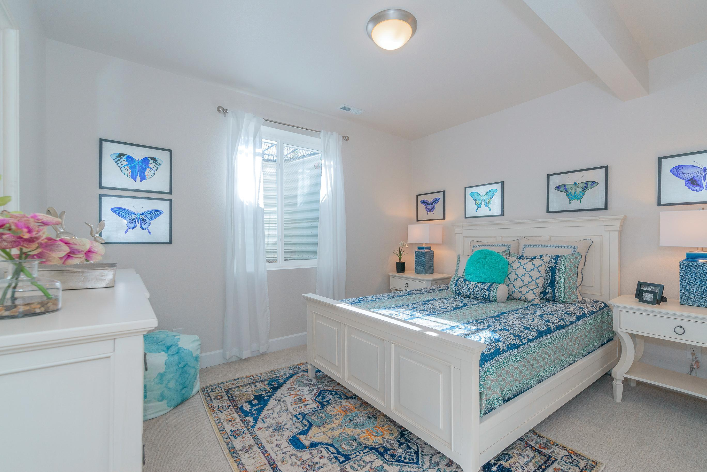 Bedroom featured in The Rose Hill By JM Weston Homes in Denver, CO