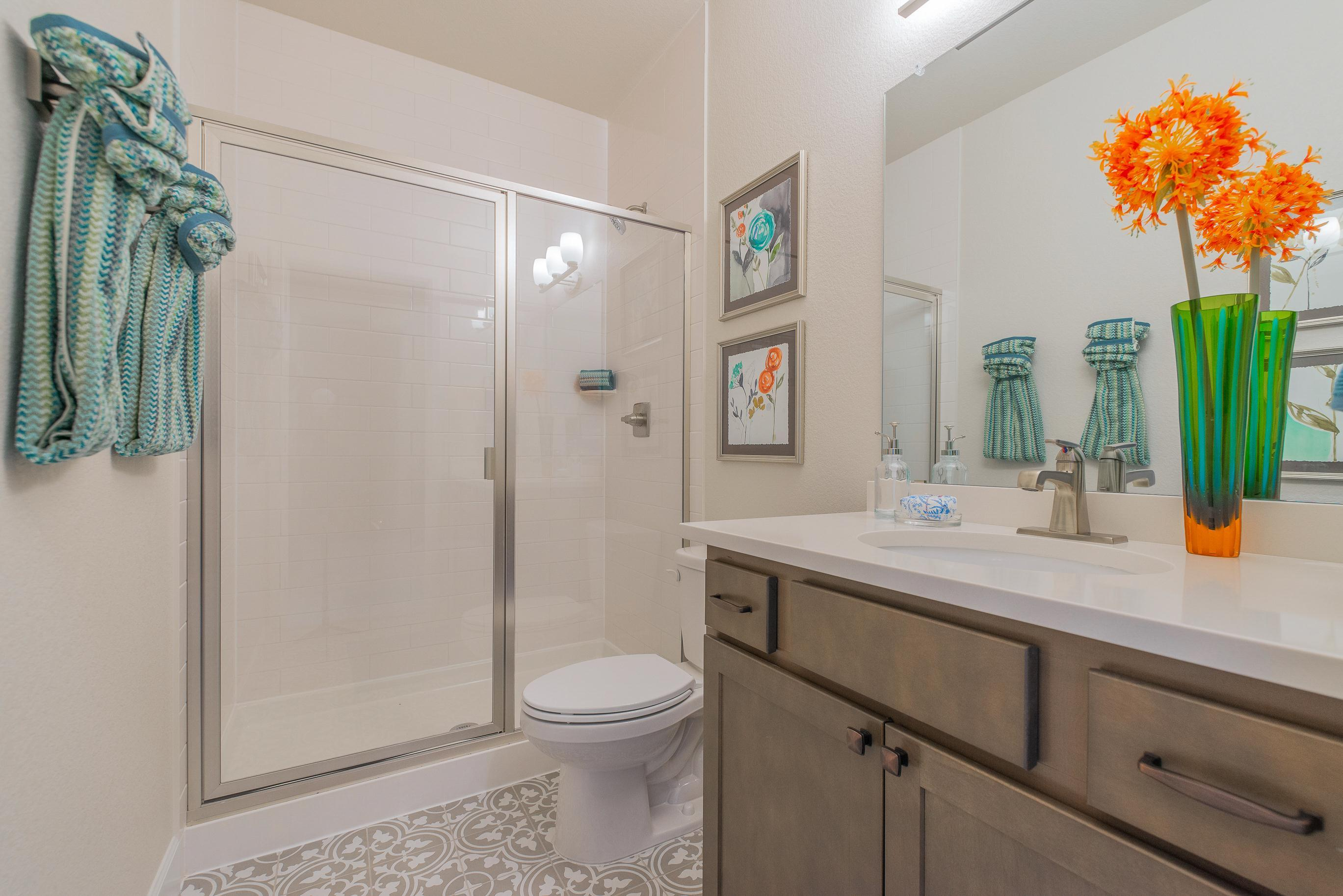 Bathroom featured in The Rose Hill By JM Weston Homes in Denver, CO