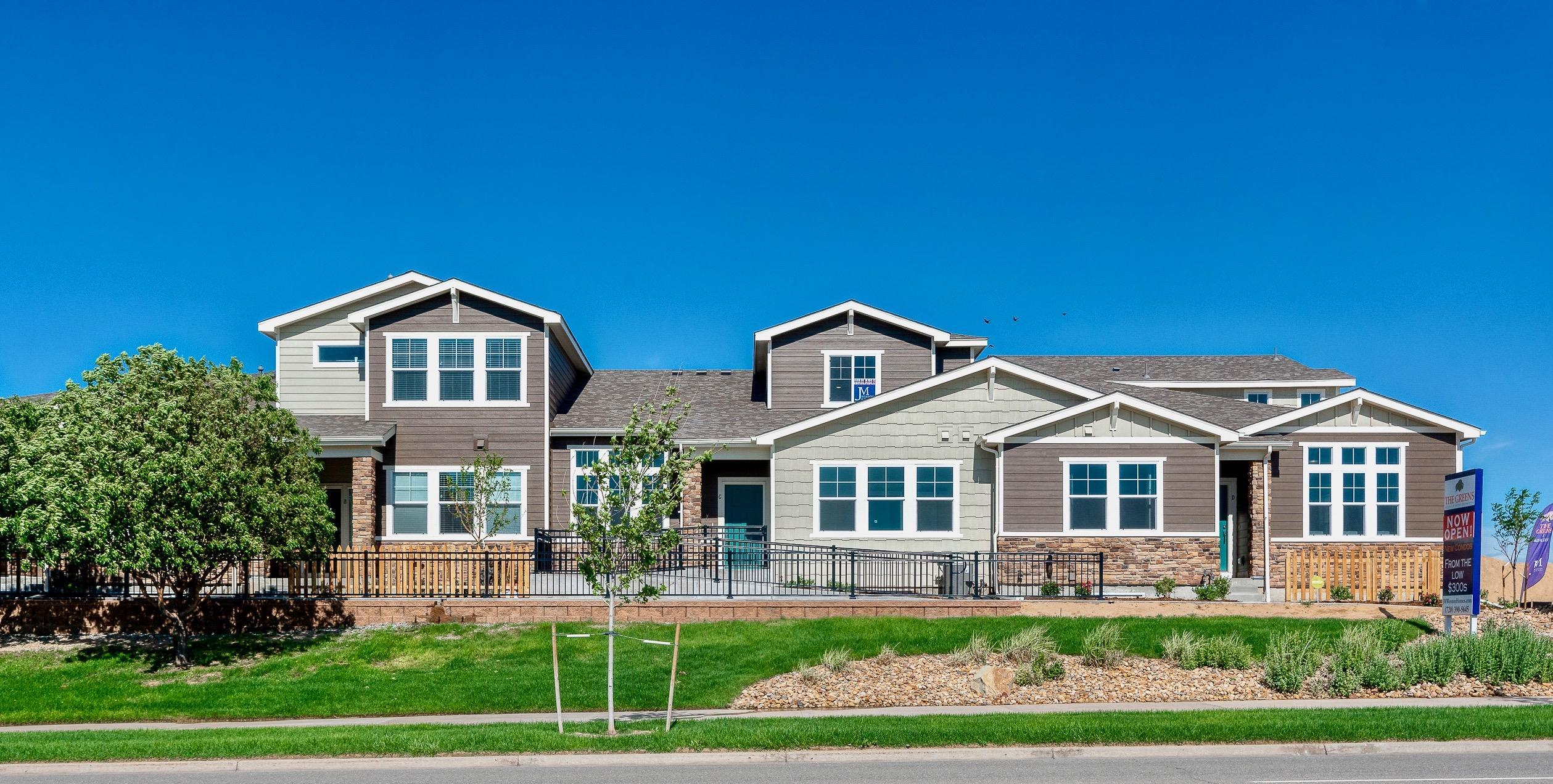 Exterior featured in The Dupont By JM Weston Homes in Denver, CO