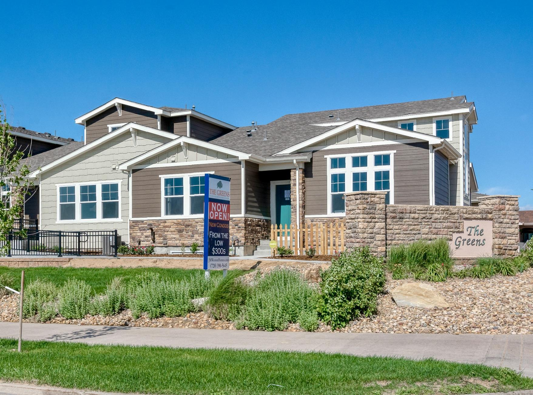 Exterior featured in The Rose Hill By JM Weston Homes in Denver, CO