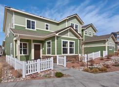The Metropolitan - Wagons West Townhomes: Monument, Colorado - JM Weston Homes