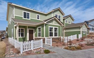 Wagons West Townhomes by JM Weston Homes in Colorado Springs Colorado