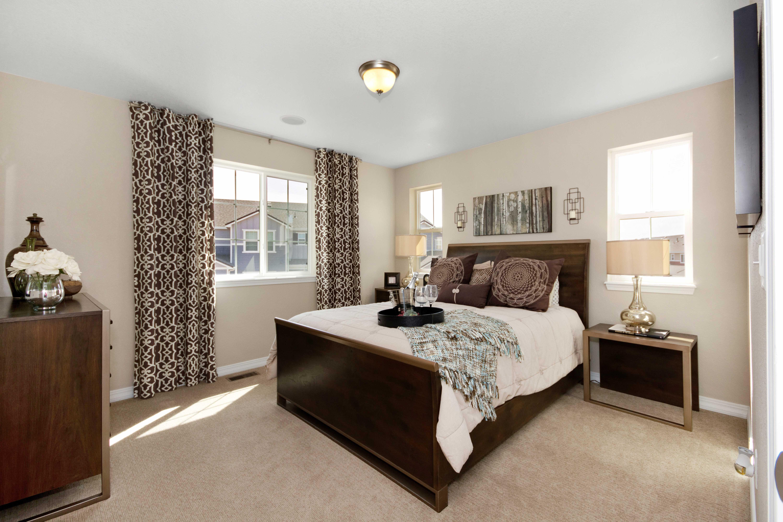 Bedroom featured in The Metropolitan By JM Weston Homes in Colorado Springs, CO