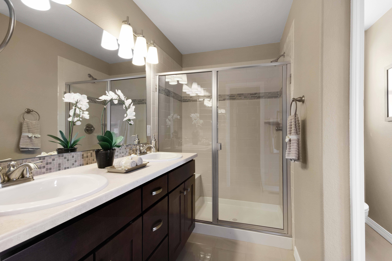 Bathroom featured in The Metropolitan By JM Weston Homes in Colorado Springs, CO