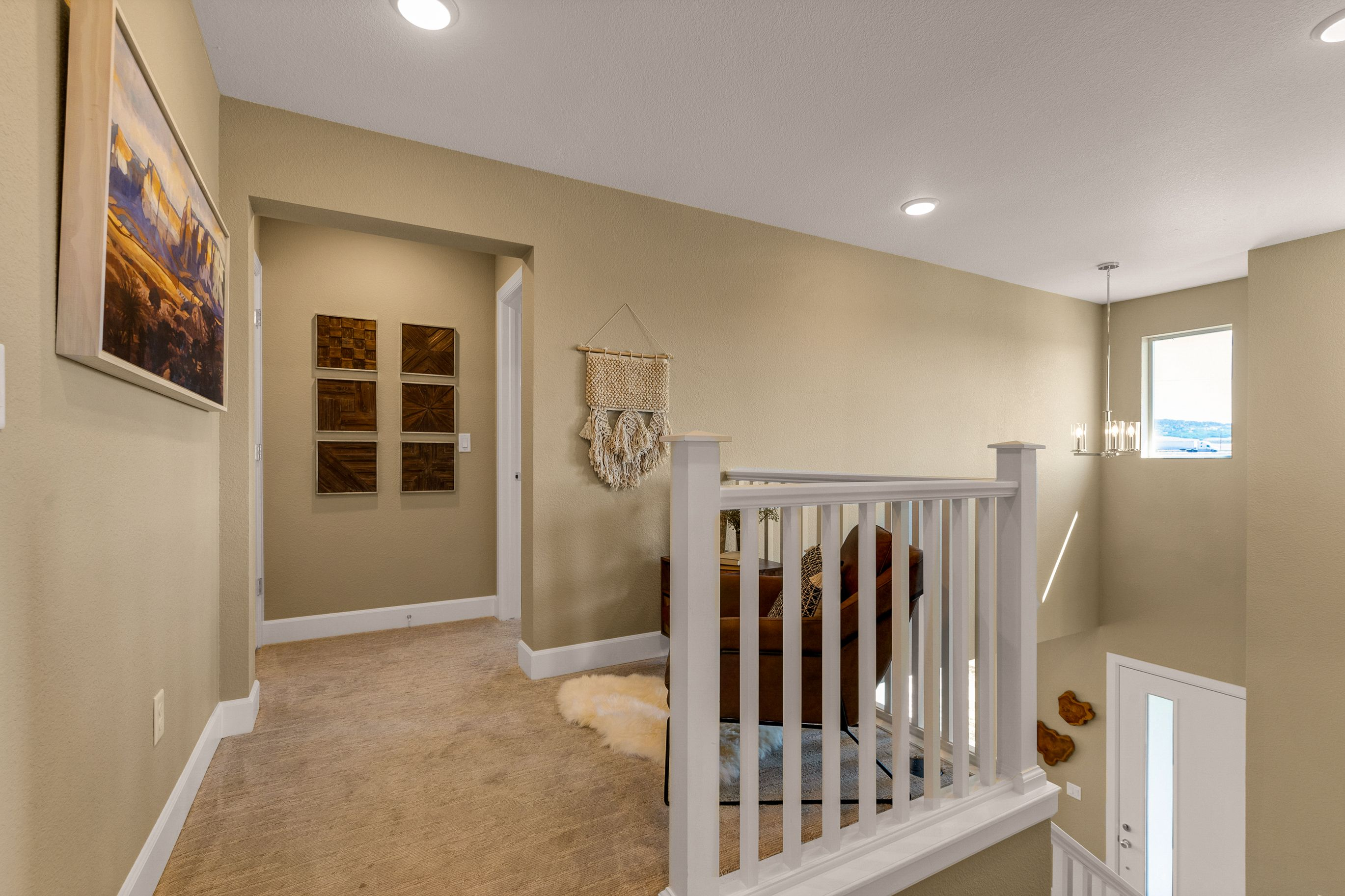 Bedroom featured in The Alpine By JM Weston Homes in Colorado Springs, CO