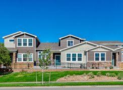 The Irondale - The Greens at Buffalo Run: Commerce City, Colorado - JM Weston Homes