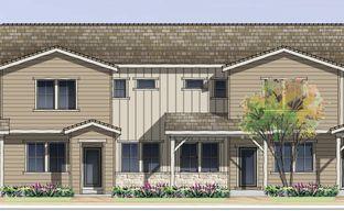 Bonnyview at Aberdeen by JM Weston Homes in Denver Colorado