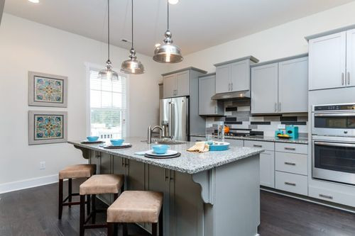 Kitchen-in-New Bern - Level Homes-at-5401 North-Raleigh, NC-in-Raleigh