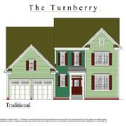 The Turnberry:Traditional