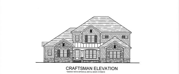Downing II at Trinity Ridge:Craftsman